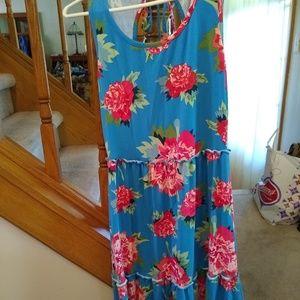 Matilda Jane maxi dress size xs